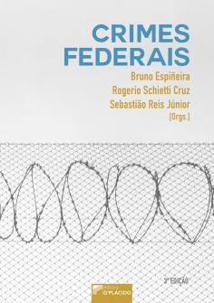 Imagem - Crimes federais 3ª Edição - 9788584257027