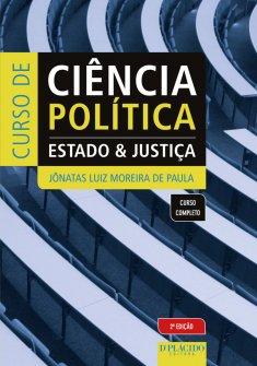 Imagem - Curso de Ciência Política: estado & justiça