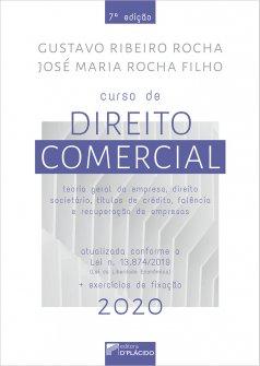 Imagem - Curso de Direito Comercial - 7ª Edição 9786550590802
