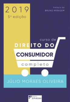 Imagem - Curso de direito do consumidor completo - 5ª Edição 2019