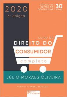 Imagem - Curso de direito do consumidor completo 6ª Edição 9786555890136