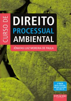 Imagem - Curso de Direito Processual Ambiental - 2ª Edição