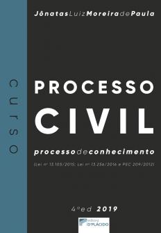 Imagem - Curso de processo civil: processo de conhecimento - 4ª Edição - 2019