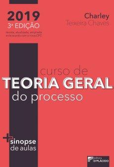 Imagem - Curso de Teoria Geral do Processo - 3ED