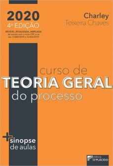 Imagem - Curso de Teoria Geral do Processo - 4ª Edição