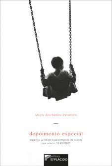 Imagem - Depoimento especial: aspectos jurídicos e psicológicos de acordo com a lei n. 13.431/2017 - 9788584259526