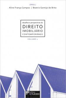 Imagem - Desafios e perspectivas do direito imobiliário contemporâneo - Volume 2