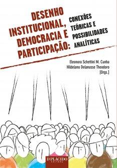 Imagem - Desenho institucional, democracia e participação: conexões teóricas e possibilidades analíticas