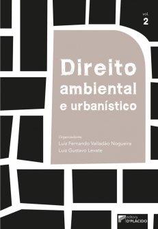 Imagem - Direito ambiental e urbanístico - Volume 2 - 9788584258796