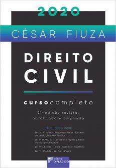 Imagem - Direito civil: curso completo - 21ª Edição