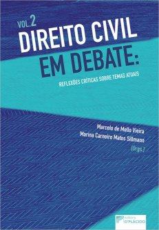 Imagem - Direito civil em debate: reflexões críticas sobre temas atuais v.2