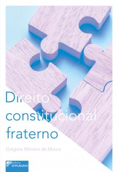 Imagem - Direito constitucional fraterno - 9788584258611