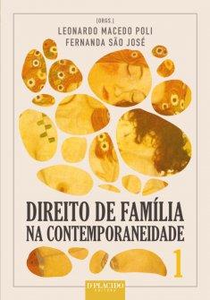 Imagem - Direito de Família na Contemporaneidade - Volume 1
