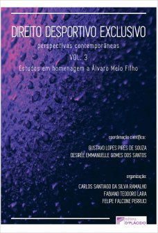 Imagem - Direito desportivo exclusivo: perspectivas contemporâneas Vol. III