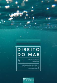 Imagem - Direito do mar: Reflexões, tendências e perspectivas - 9788584255733