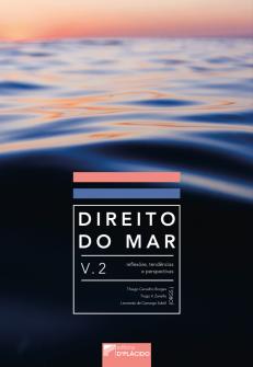 Imagem - Direito do mar: reflexões, tendências e perspectivas - Volume 2 - 9788584259212