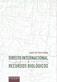 Imagem - Direito Internacional E Recursos Biológicos - 9788584250561