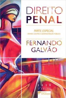 Imagem - Direito Penal: crimes contra a administração pública - 3ª Edição 2020 - 9786555890846