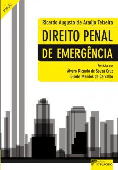 Imagem - Direito Penal de emergência - 2ª Edição - 9788584255283