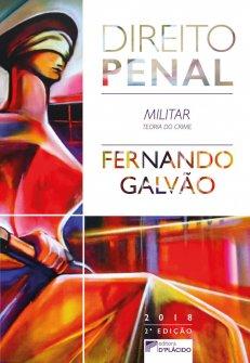 Imagem - Direito penal militar: Teoria do crime - 2ª Edição