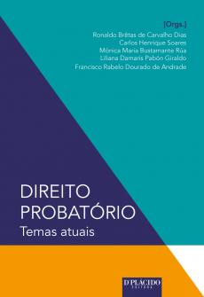 Imagem - Direito probatório: temas atuais