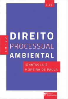 Imagem - Direito Processual Ambiental 3ª Ed.
