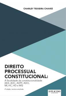 Imagem - Direito processual constitucional - 9788584253937