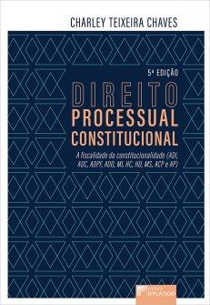 Imagem - DIREITO PROCESSUAL CONSTITUCIONAL 5ª Edição 2020