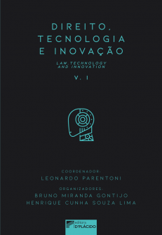 Imagem - Direito, tecnologia e inovação. Vol.1 9788584258680