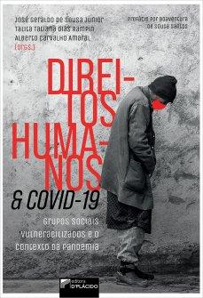 Imagem - Direitos Humanos e COVID-19: grupos sociais vulnerabilizados e o contexto de pandemia