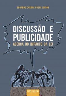 Imagem - Discussão e Publicidade Acerca do Impacto da Lei