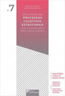 Imagem - Dos litígios aos processos coletivos estruturais: novos horizontes para a tutela coletiva brasileira  - 9786555890280