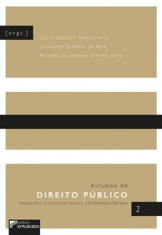 Imagem - Estudos de Direito Público: aspectos constitucionais contemporâneos - Volume 2