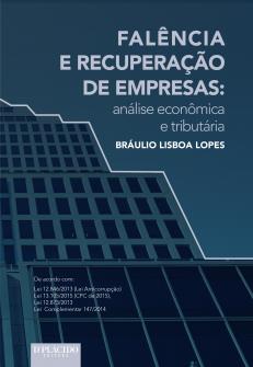 Imagem - Falência e recuperação de empresas: análise econômica e tributária