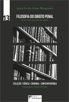 Imagem - Filosofia do direito penal: quatro vozes para uma introdução
