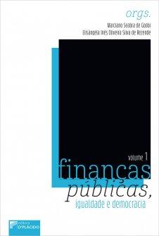 Imagem - Finanças Públicas, Igualdade e Democracia – Vol. 1