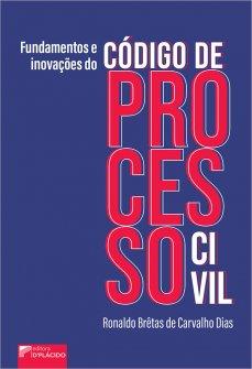 Imagem - Fundamentos e inovações do Código de Processo Civil - 9786550590703