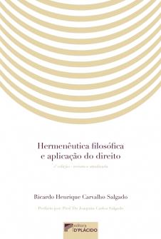 Imagem - Hermenêutica filosófica e aplicação do direito