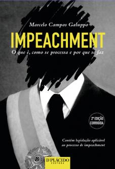 Imagem - Impeachment: o que é, como se processa e por que se faz - 2ª Edição