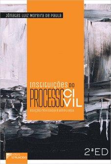 Imagem - Instituições do Processo Civil