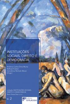 Imagem - Instituições Sociais, Direito e Democracia - Volume 2 - 9788584254767