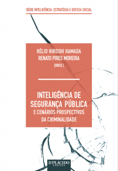 Imagem - Inteligência de segurança pública e cenários prospectivos da criminalidade - 9788584252985