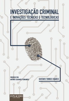 Imagem - Investigação criminal e inovações técnicas e tecnológicas - 9788584253364