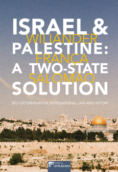 Imagem - Israel & Palestine: a two-state solution