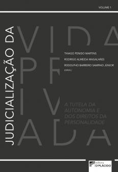 Imagem - Judicialização da vida privada: a tutela da autonomia e dos direitos da personalidade - 9788584257652