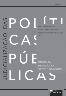 Imagem - Judicialização das políticas públicas em busca da efetivação dos direitos fundamentais - Volume 2 - 9788584258475