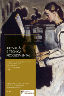 Imagem - Jurisdição e Técnica Procedimental - Volume 6