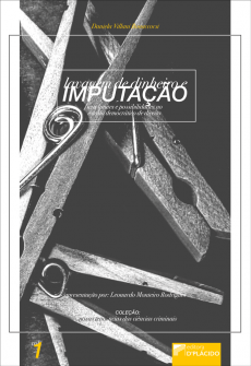 Imagem - Lavagem de Dinheiro e Imputação: Seus limites e possibilidades no estado democrático de direito - Volume 1