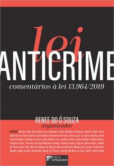 Imagem - Lei Anticrime: Comentários à Lei 13.964/2019 - 9786550590727