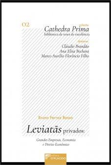 Imagem - Leviatãs Privados: Grandes Empresas, Economia e Direito Econômico - 9786555891546